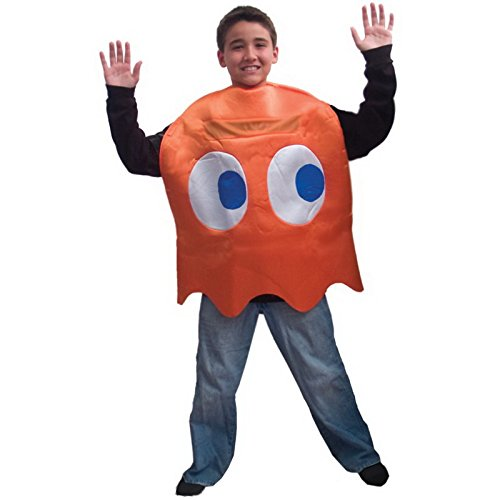 Pac-Man Clyde Deluxe Kids Costume]()