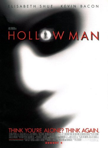 Hollow Man Double Sided Original Movie Poster