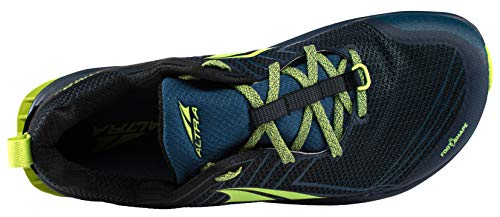 Altra AFM1957F Men's TIMP 1.5 Trail Running Shoe, Blue/Lime - 8 D(M) US by Altra (Image #3)