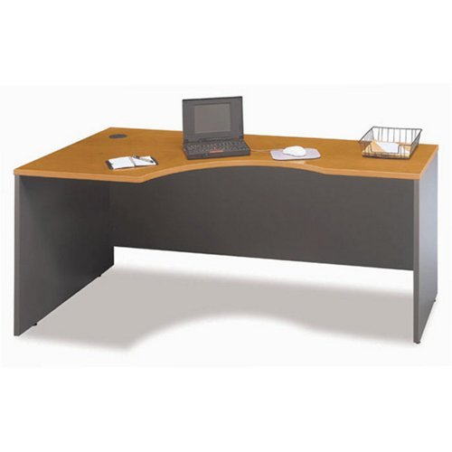 Bush Series C Executive Modular Desking-Left Corner Module, 71