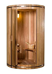 2 Person Sauna Outdoor Indoor