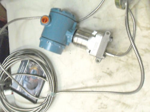 1 New Rosemount 3051S2Cg4A2B11A1Ab4K5M50 Transmitter (D5) by Rosemount