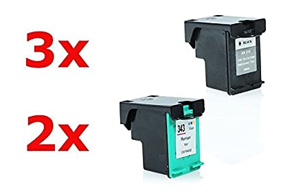 Inka Doo® de tinta compatible con HP Photosmart 7850 Series ...