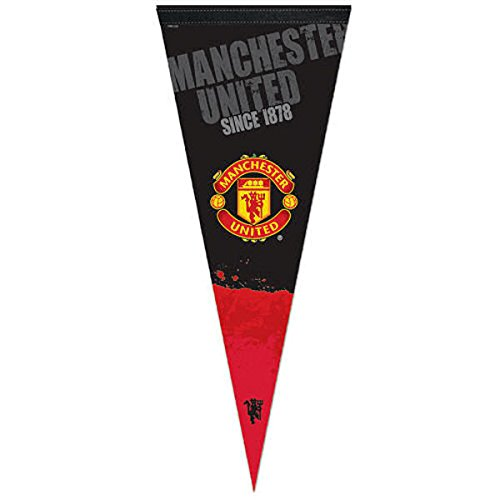 "SOCCER 57938011 Manchester United Premium Pennant, 12"" X 30"""