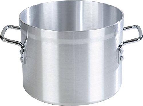 Aluminum Stock Pot Nsf Lid (Carlisle 61212 Professional Standard Weight Aluminum Stock Pot, 12 Quart)