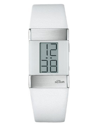 s.Oliver Women's Quartz Watch SO-1286-LD with Leather Strap
