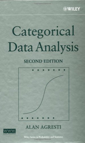 Categorical Data Analysis (Wiley Series in Probability...