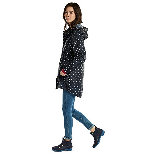 Joules Ygolightly Jacket 8 Reg Navy Spot by Joules (Image #5)'