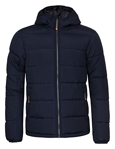Icepeak Men's Tuukka Jacket Dark Blue
