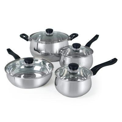 8 pc cookware - 5