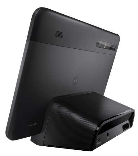 Motorola Speaker HD Dock for MOTOROLA XOOM (Motorola Retail Packaging)