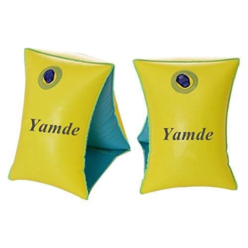 [Yamde Inflatable Swim Arm Bands Rings Floats Tube Armlets for Kids and Adult] (Custom Inflatable Costumes)