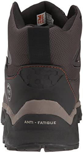 Timberland PRO - - Chaussure Ridgework Nt WP pour Homme, 41 2E EU, Dark Brown