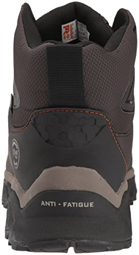 Timberland Pro Mens Ridgework Mitten Industriell Boot Brown