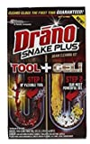 Drano Snake Plus Drain Cleaner Pro 16 Oz