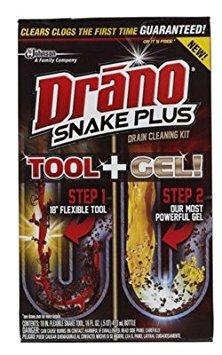 Drano Snake Plus Drain Cleaner Pro 16 Oz