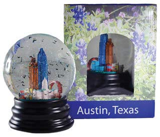 The Original Austin Water Globe