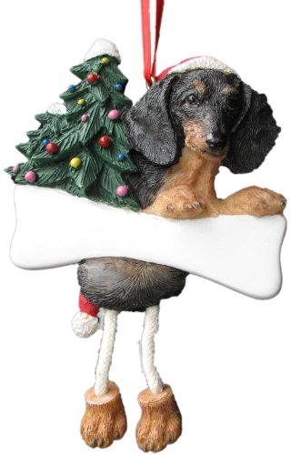 Dachshund Ornament with Unique