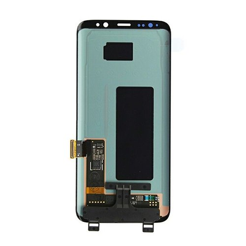 LCD Display Screen Assembly Replacement Repair for Samsung Galaxy S8 G950 G950A G950T G950V 5.8'' (Black)