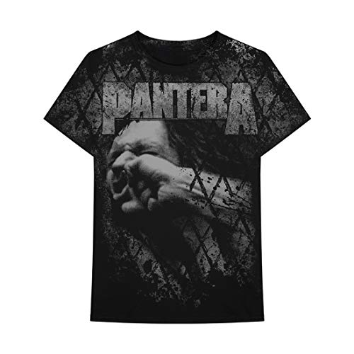 Pantera - Vulgar T-Shirt Size S (Reinventing Hell The Best Of Pantera)