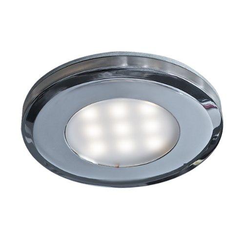 Slim Led Satin - Dals Lighting 4007FR-SN Slim LED Puck
