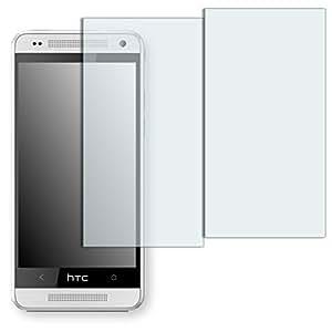 "2 x Golebo protector para pantalla para HTC One mini LTE ""Crystal Clear"", invisible. Fabricado en Alemania"