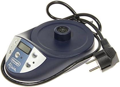 DeLonghi Base electrónica temporizador azul Cafetera Moka Alicia EMKE42.BL: Amazon.es: Hogar