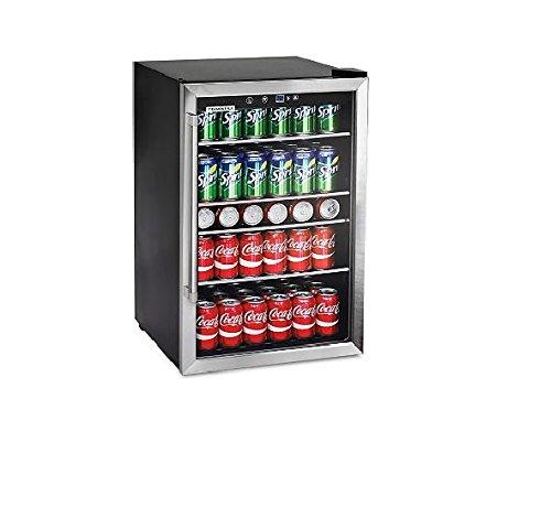 Tramontina Capacity Stainless Beverage Refrigerator