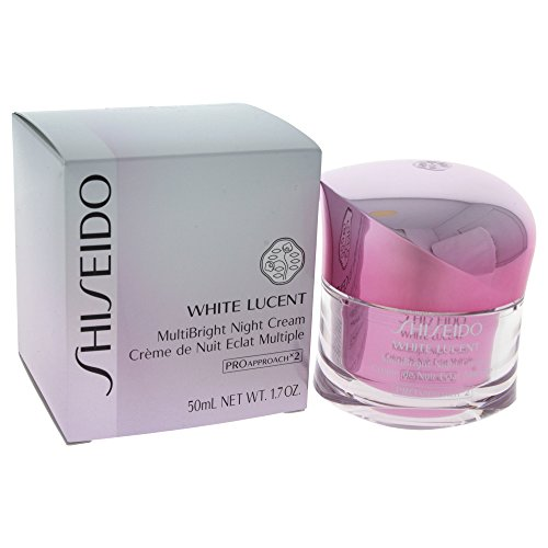 - Shiseido White Lucent Multibright Night Cream, 1.7 Ounce