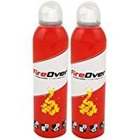Fireover FO1516 Extintor de Fuego, Pack de 2