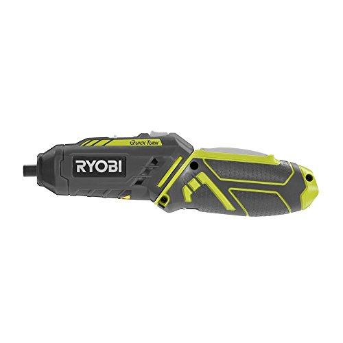 Ryobi HP44L 4V Lithium 200 / 600 RPM Quickturn Screwdriver w/ Charger ()