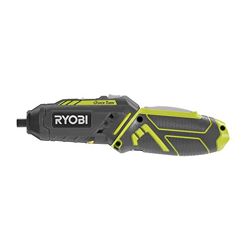 Ryobi HP44L 4V Lithium 200 600 RPM Quickturn Screwdriver w Charger