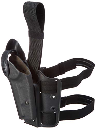 Safariland 6004 Black Colt 1911 SLS Hood Tactical Gun Holster, Left Handed