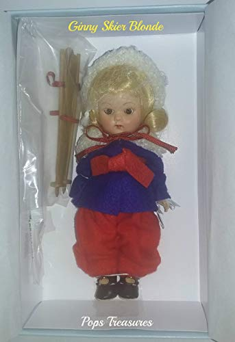 Vogue Doll Company Ginny Skier - (Vogue Doll Collection)