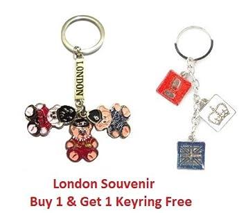 I Love London: oso de peluche, cuerpo y Protector de la ...