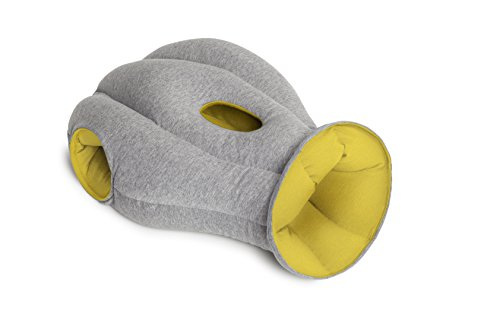 Travel Pillow for Airplanes, Car, Neck Support for Flying, Power Nap Head Pillow, Travel Accessories for Women and Men