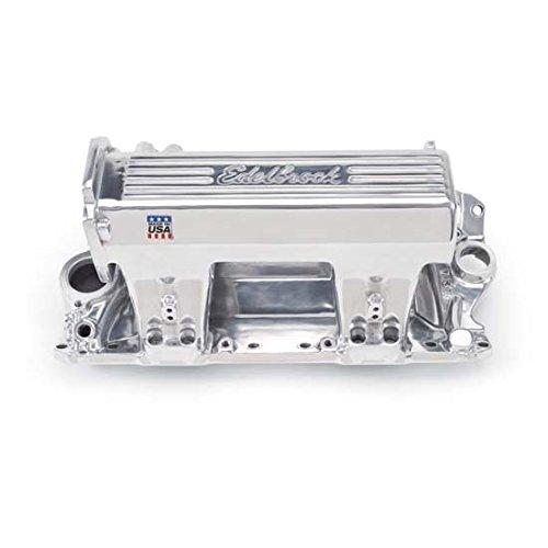 Edelbrock 71371 Pro-Flo XT EFI Intake Manifold Polished Non-EGR 1500-7000 rpm Pro-Flo XT EFI Intake Manifold Egr Polished Manifold