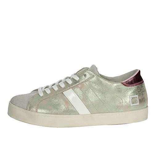 D e 24 Femme Vert a t Petite Sneakers Hill Low xSwFxqfB