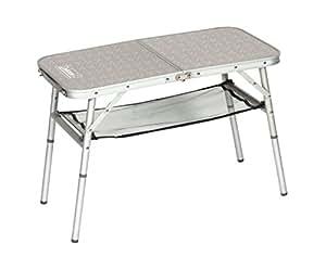 Coleman mesa de camping peque a deportes y aire libre - Amazon mesas de jardin ...