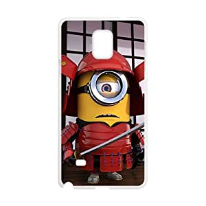 VOV Red armour Minions Cell Phone Case for Samsung Galaxy Note4