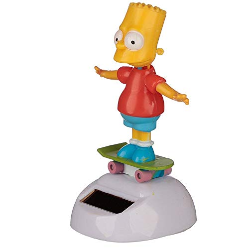 Bart Simpson Solar Pal - Licensed Design