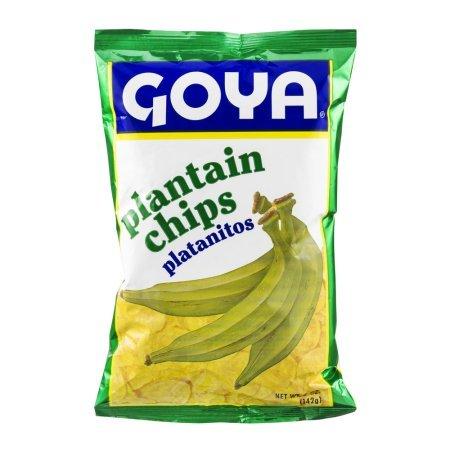 Goya Plantain Chips, 5 oz (Pack of 2)