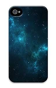 iPhone 4 4S Case Blue Cool 3D Custom iPhone 4 4S Case Cover