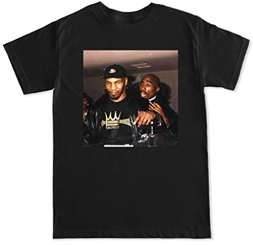 FTD Apparel Men's Tyson 2 Pac T Shirt - Small - Tysons 2 1 And
