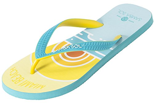 Samba Sol North America Collection Flip Flops - Fashionable and Comfortable. Trendy and Classic Sandals in Womens, Mens, and Kids.