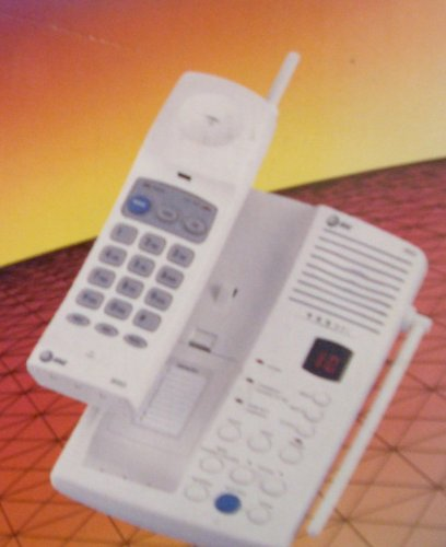 AT&T 900 Mhz Cordless Phone, Digital Answering System