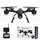 Lookatool JXD 509G 5.8G FPV With 2.0MP HD Camera High Hold Mode RC Quadcopter + Monitor