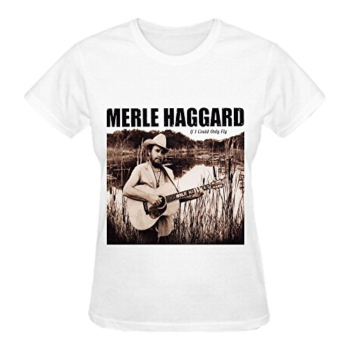 merle-haggard-if-i-could-only-fly-soul-women-crew-neck-cotton-t-shirt-white