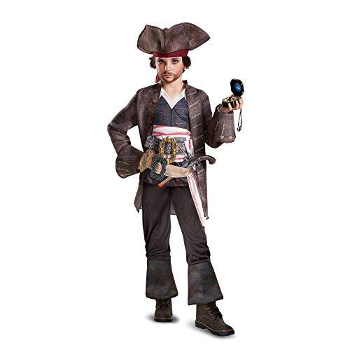 Captain Jack Sparrow Halloween Costume Disney Pirates Of The Caribbean (Disney Cosplay Costumes)