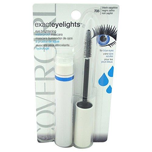 CoverGirl Exact Eyelights Waterproof Mascara - Black Sapphire (735)